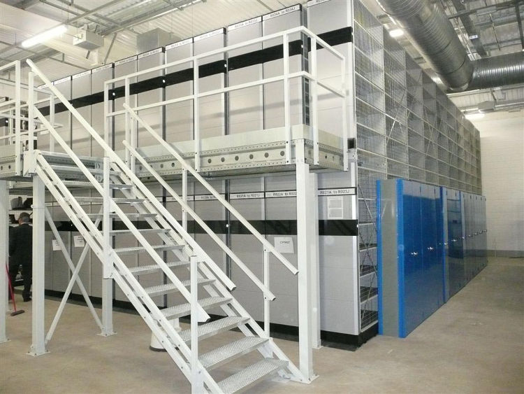Industries That Can Benefit from Mobile Shelving Systems