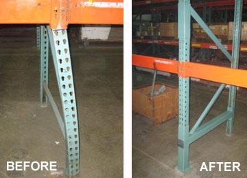 Pallet Rack Repair Services In Kent WA