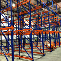 Drive-in & Drive Thru Racking