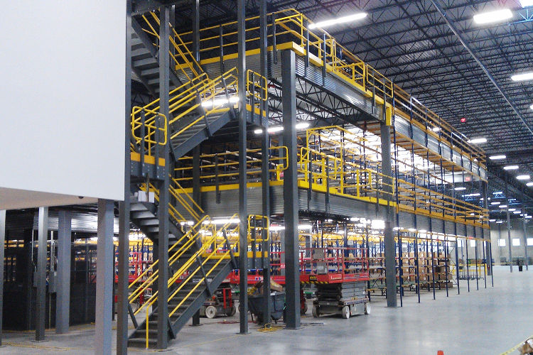 What Is The Difference Between A Mezzanine And A Modular Office?