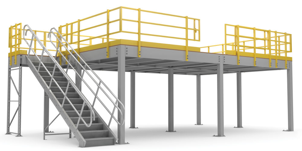How A Mezzanine Can Be An Asset To Your Cannabis Business