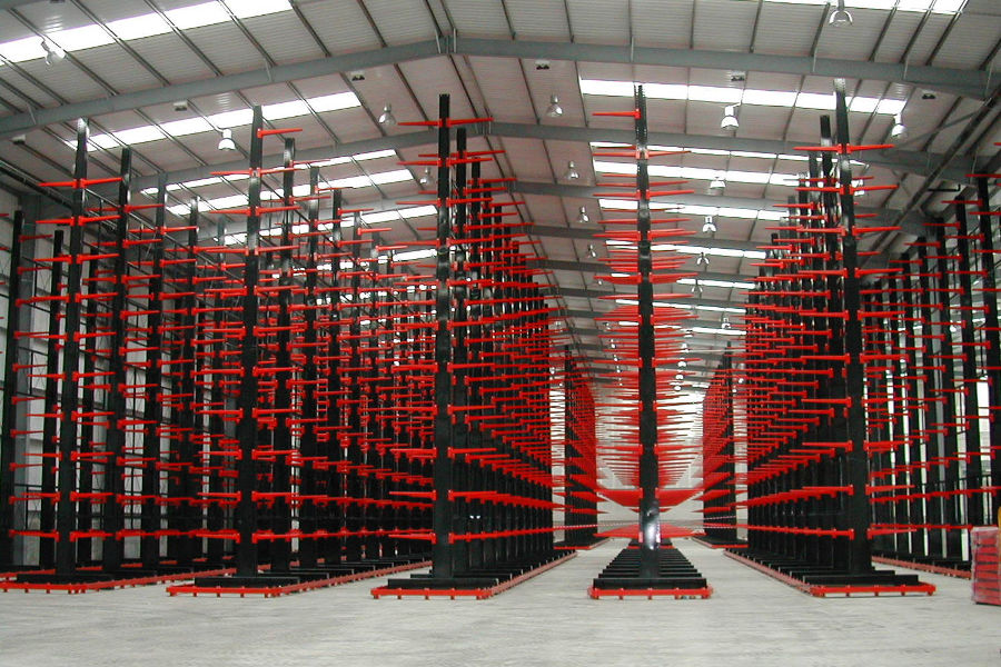 Everything You Need to Know About Cantilever Racking Systems