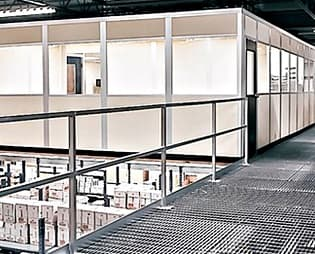 Modular Offices and Mezzanines