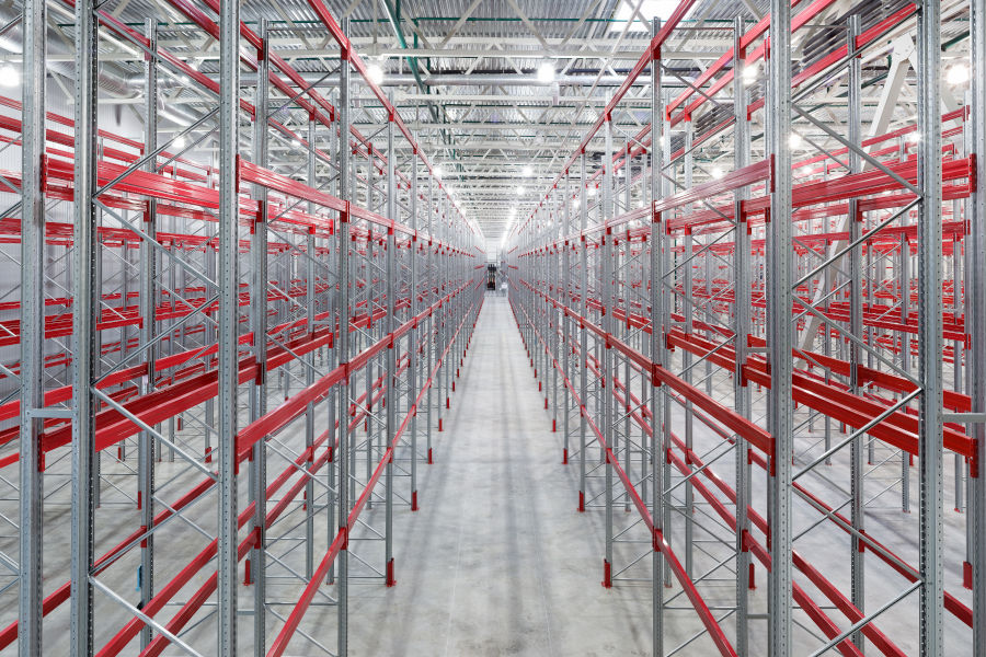 Advantages of Pallet Rack Supported Structures