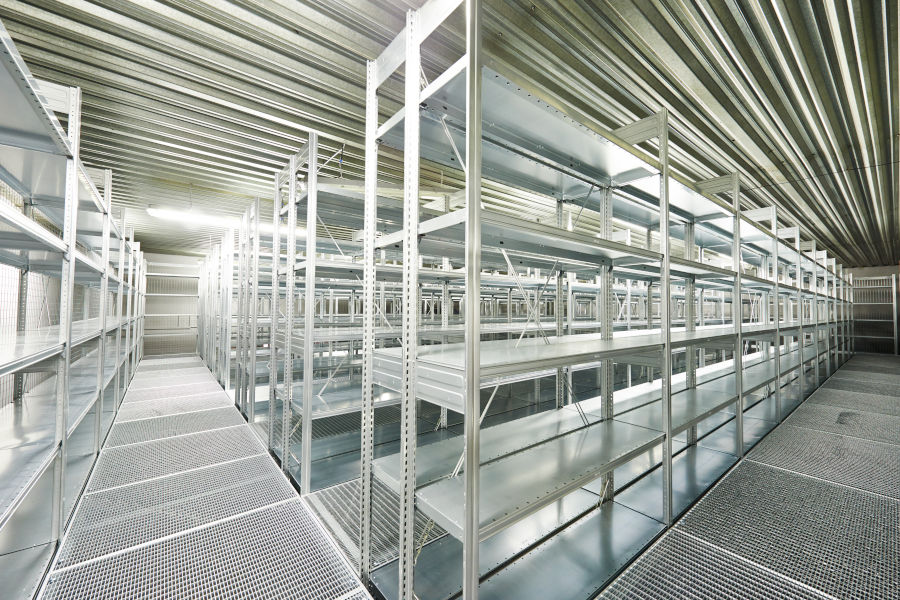 Industrial Shelving in WA and OR