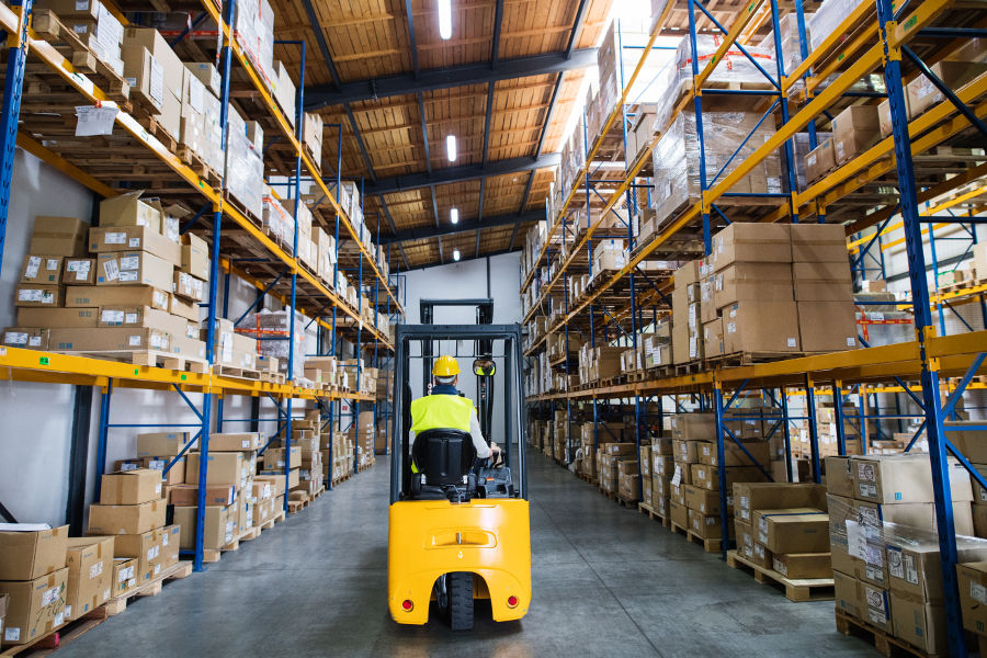Warehouse Move and installation services