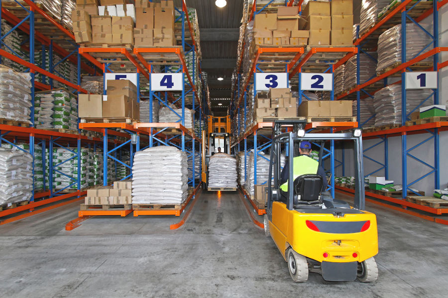 Drive-In/Drive-Thru Pallet Racking: Everything You Need To Know
