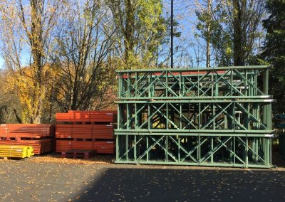 900x600 Used Pallet Racking __ APPLIED HANDLING NW