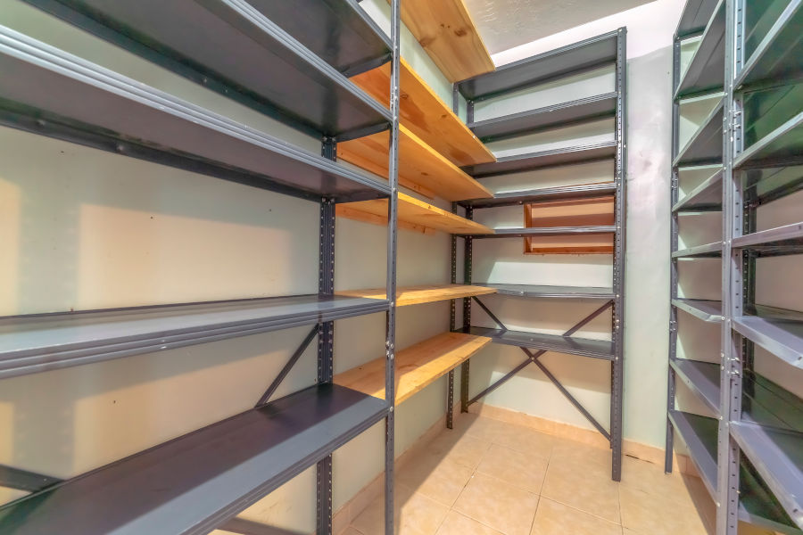 Your Space-Saving Solution Guide Part 1: Metal Shelving Units