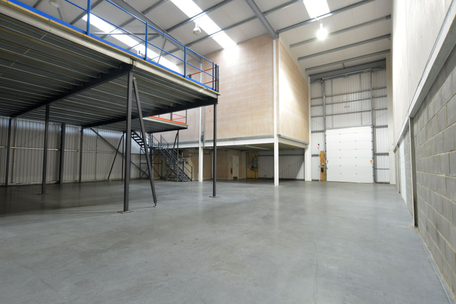 Your Space-Saving Solution Guide Part 3: Mezzanines