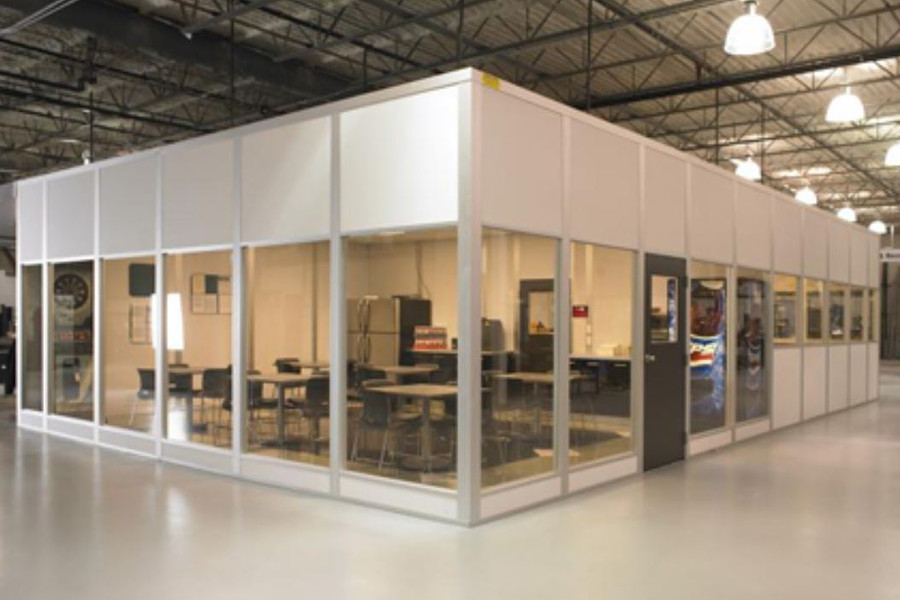 Your Space-Saving Solution Guide Part 4: Modular Offices