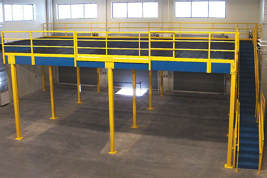 Which Mezzanine Is Right For Your Space?