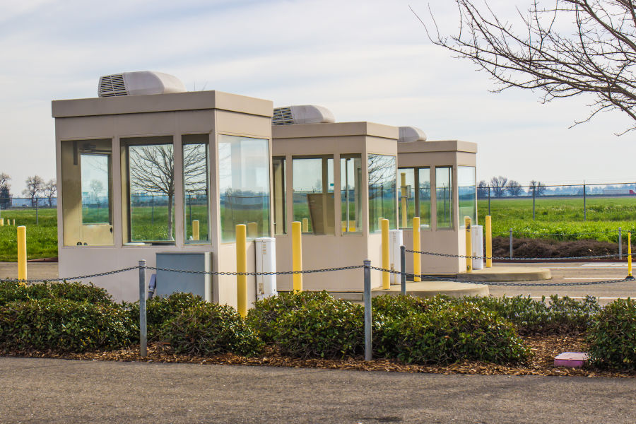 Guard Shacks: The Benefits Of This Style Of Modular Office