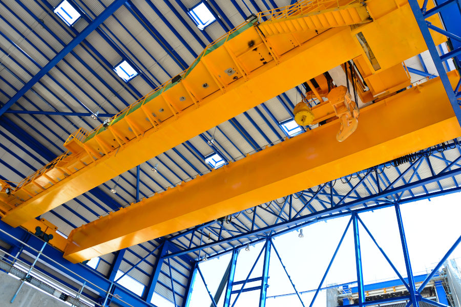 How Overhead Cranes & Hoists Can Benefit Your Business
