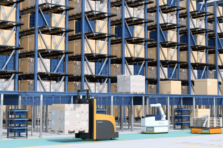 Top Benefits Of Incorporating Automated Guided Vehicles