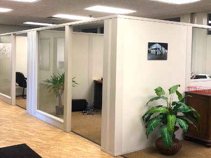 Workspace Partitions
