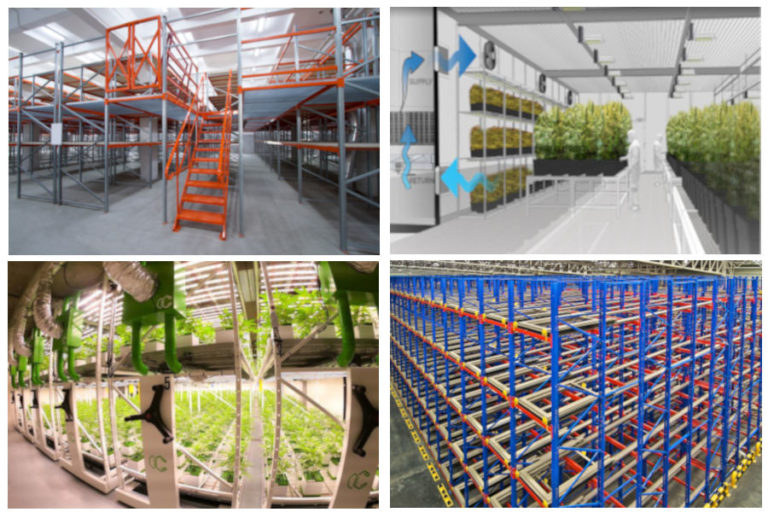 cannabis warehouses